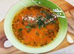 Фасолевый суп рецепт из консервированной фасоли с мясом – Суп с консервированной фасолью. 7 рецептов быстрого, вкусного и сытного обеда